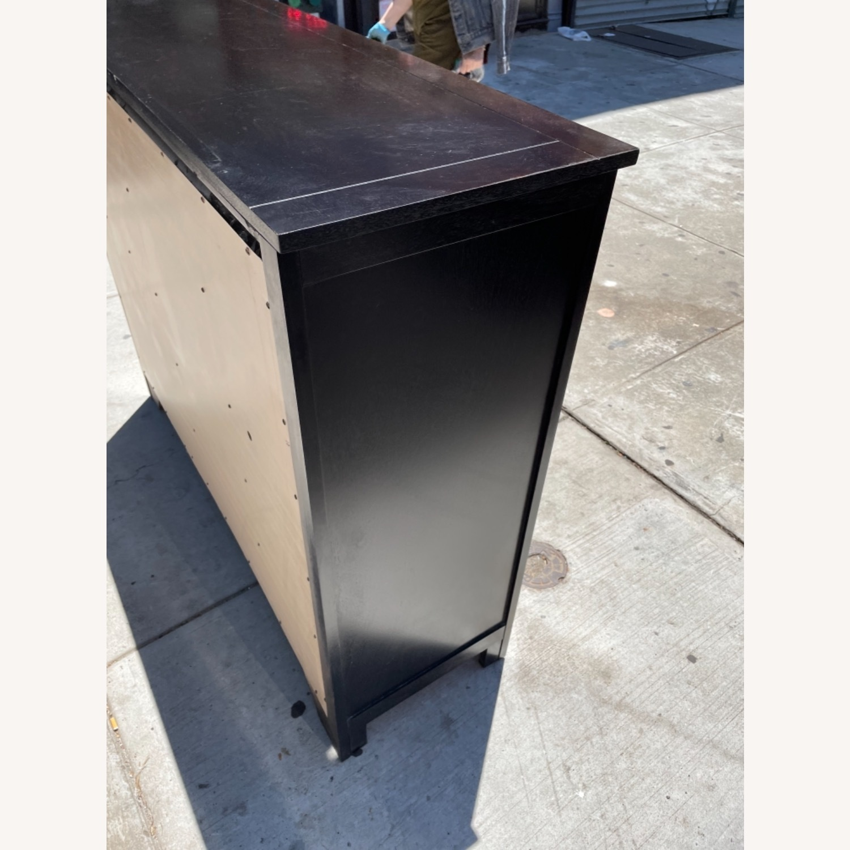 Chuanheng Furniture Black Dresser w/ Mirror - image-21