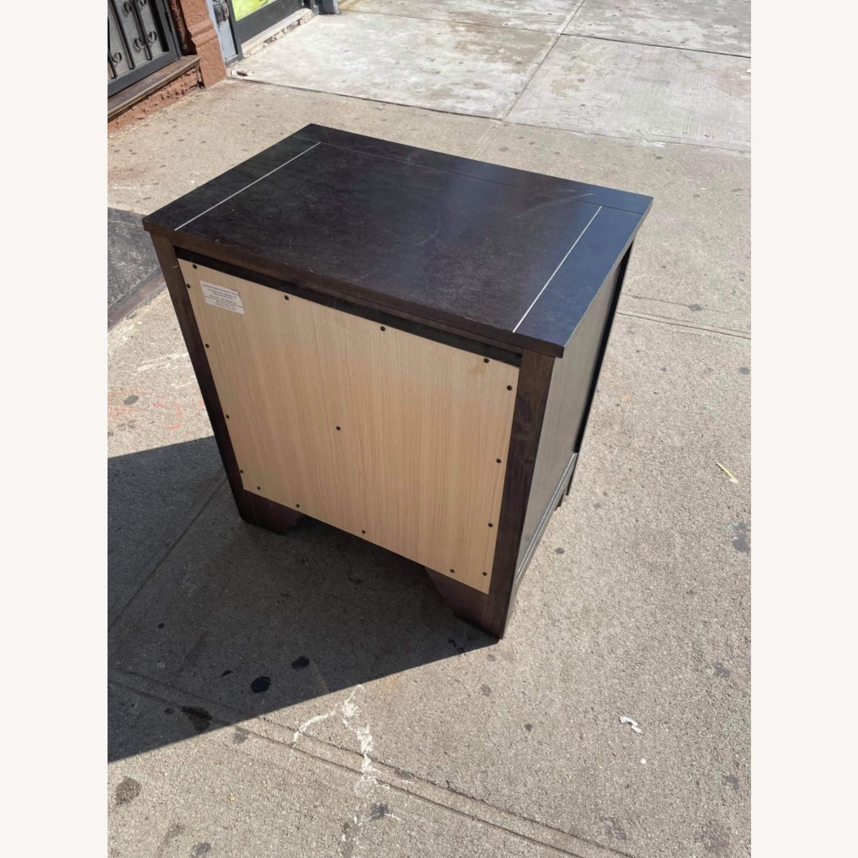 Chuanheng Furniture Black Nightstand - image-7