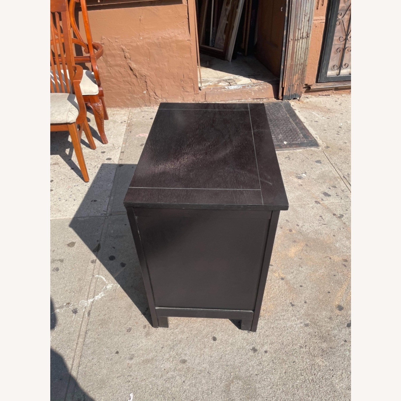 Chuanheng Furniture Black Nightstand - image-5