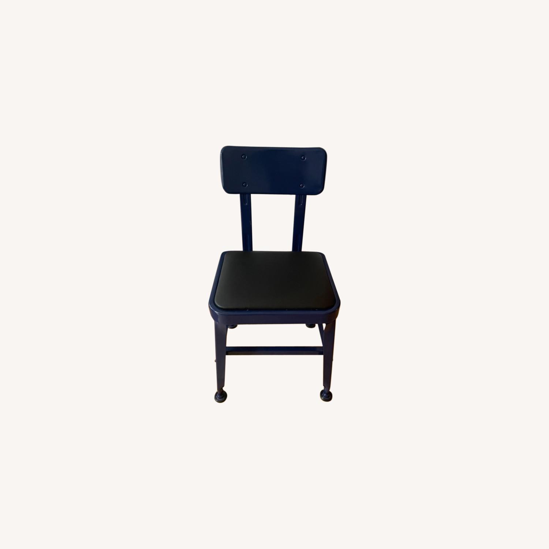 Industry West Octane Chair in Deep Blue Indigo - image-0
