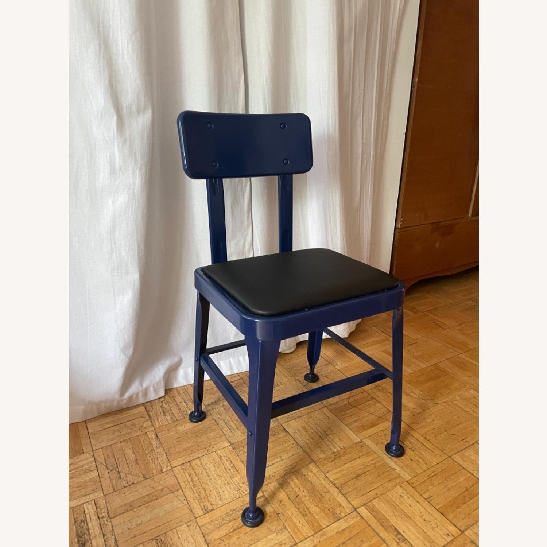 Industry West Octane Chair in Deep Blue Indigo - image-1