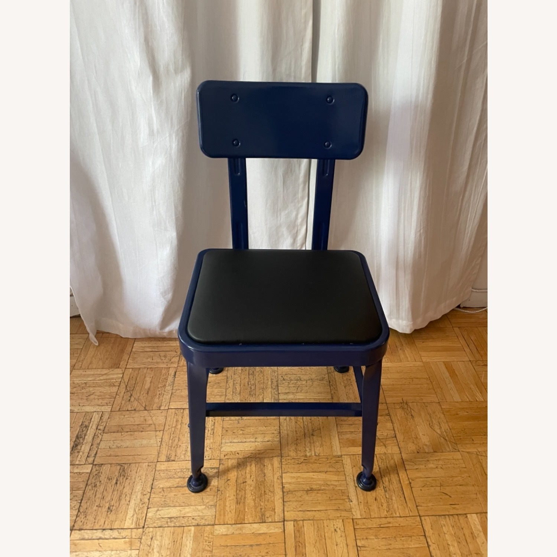Industry West Octane Chair in Deep Blue Indigo - image-2