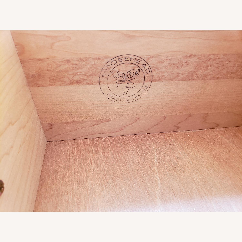 Moosehead Mfg - 3-Drawer Dresser in Solid Maple - image-4