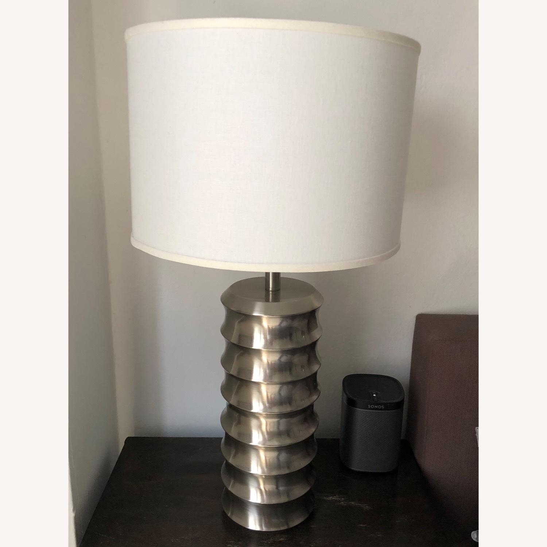 Metal Table Lamp - image-1
