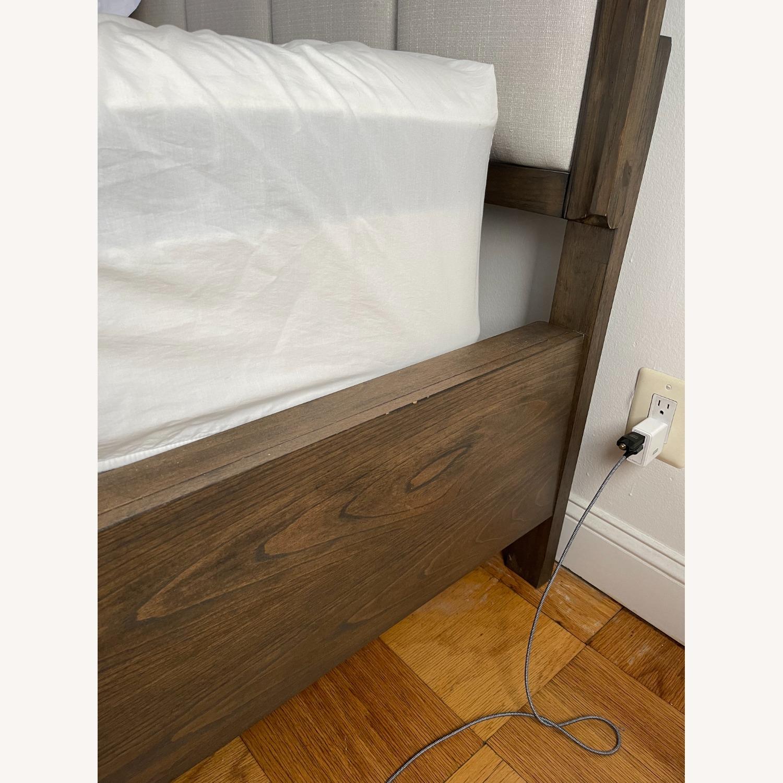 Brueban Cali King Panel Bed with 2 Storage Drawers - image-4