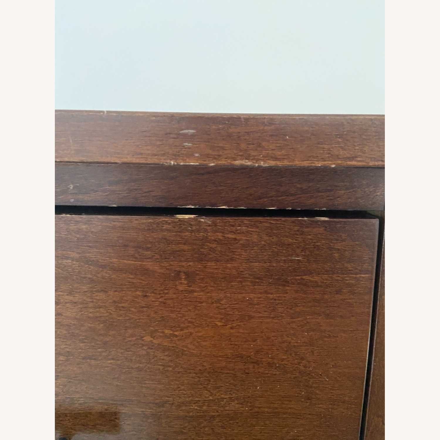 Raymour & Flanigan Tall Chest of Drawers - image-2