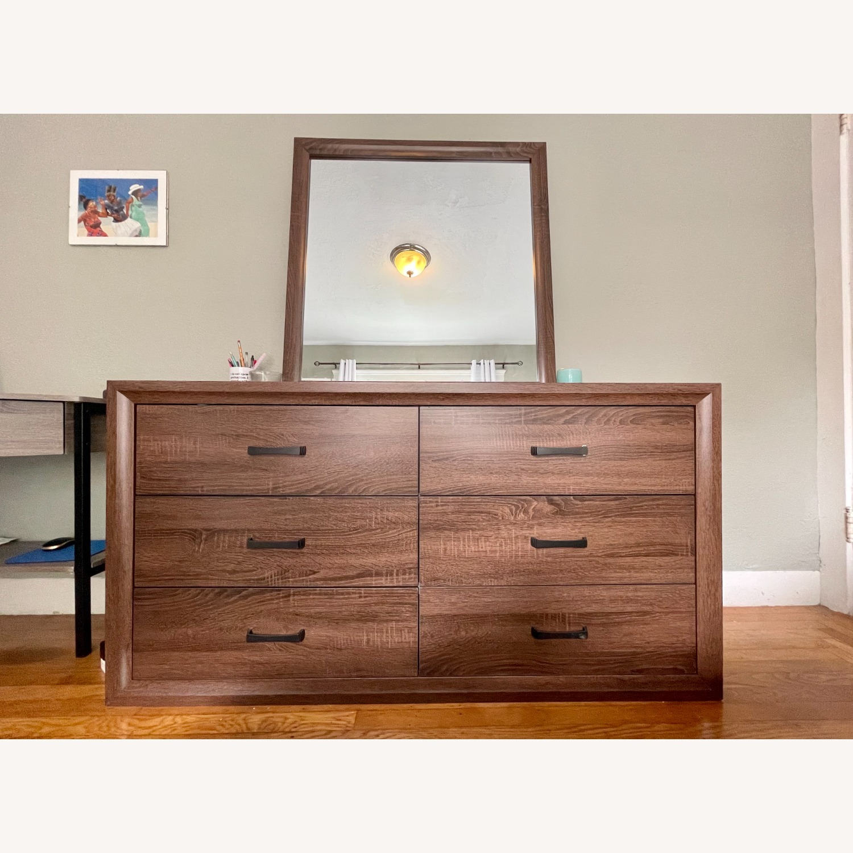 Wayfair Dresser with Mirror - image-5