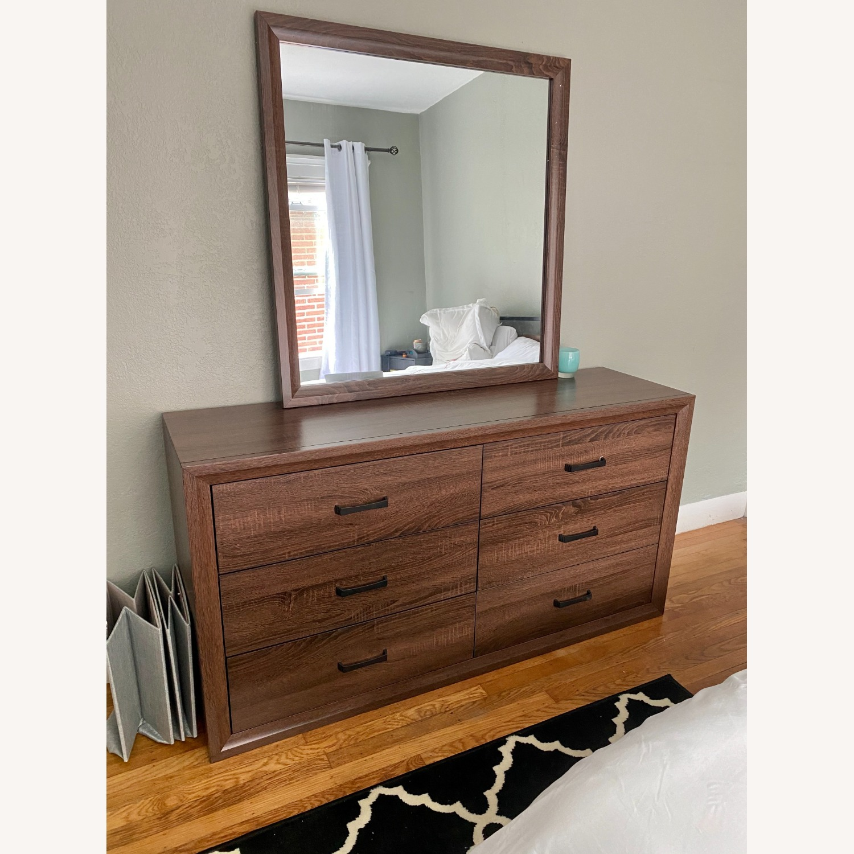 Wayfair Dresser with Mirror - image-7