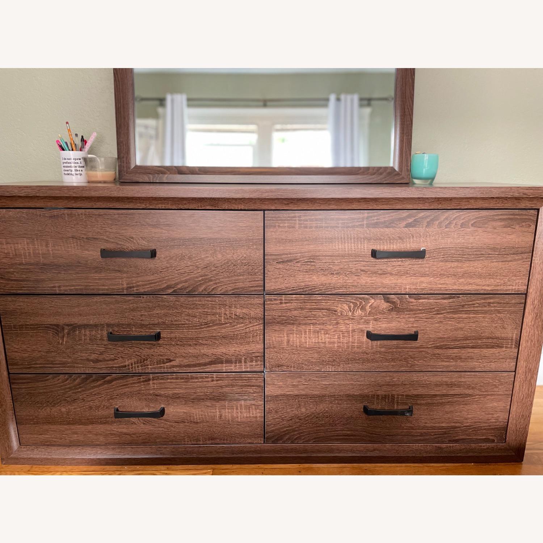 Wayfair Dresser with Mirror - image-6