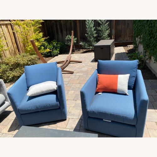 Used Room & Board Outdoor Chairs for sale on AptDeco