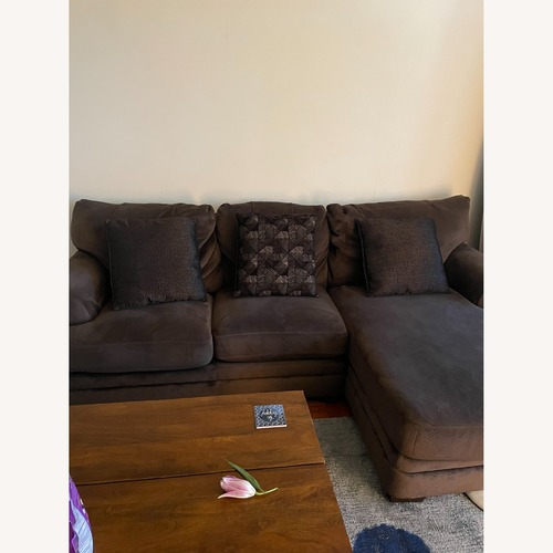 Used Charisma 2 Piece Left Arm Facing Sectional for sale on AptDeco