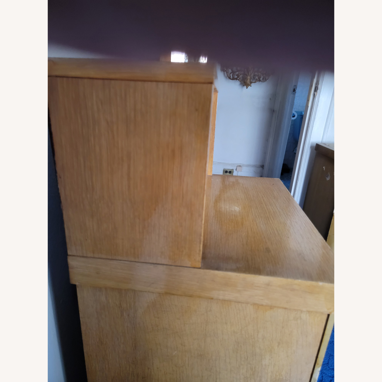 Small Wooden Cabinet - image-3