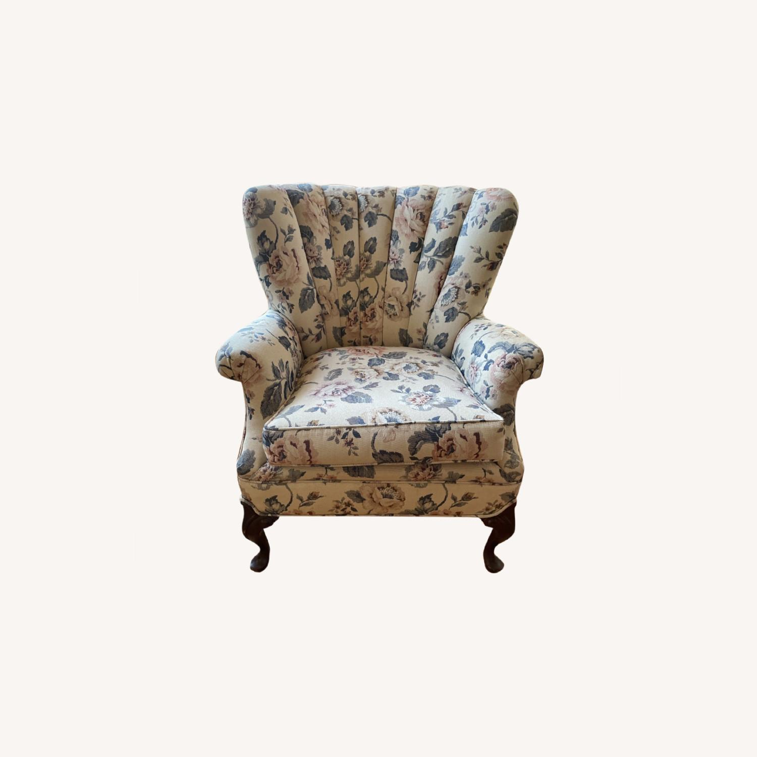Matching Antique Arm Chairs - image-0