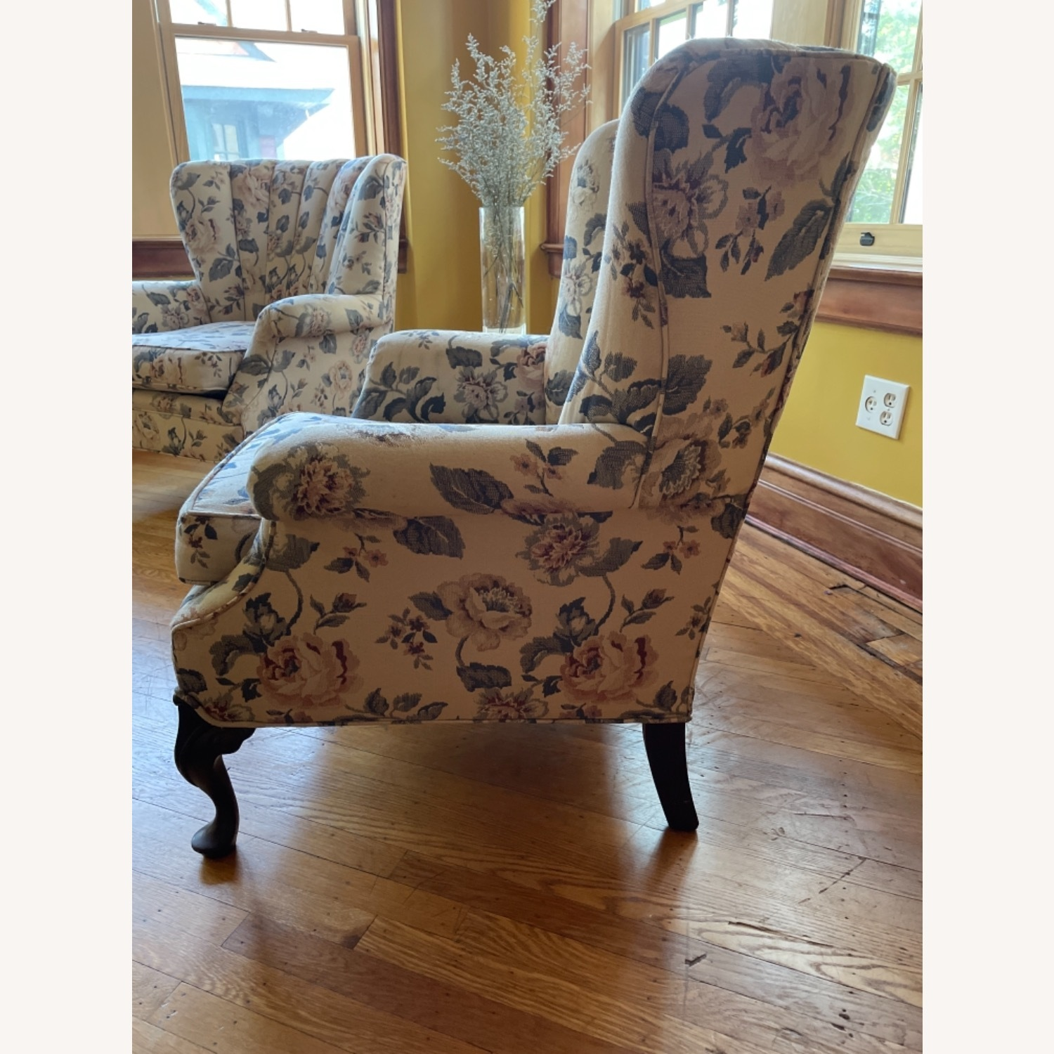 Matching Antique Arm Chairs - image-3