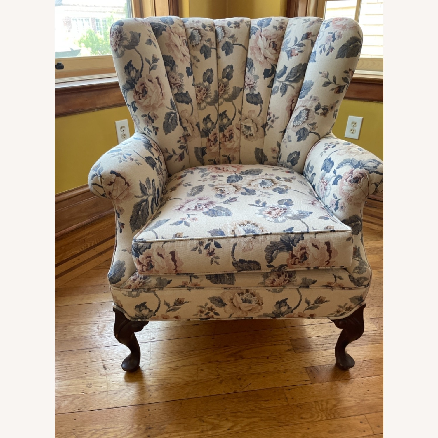 Matching Antique Arm Chairs - image-1