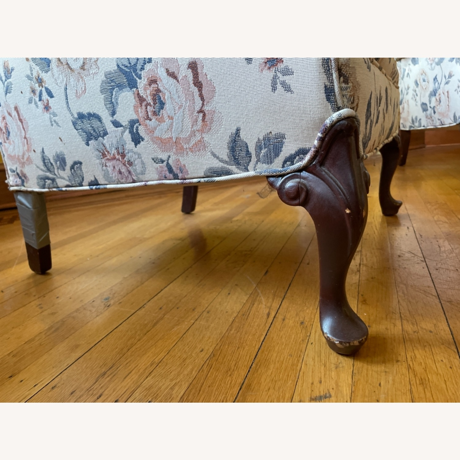 Matching Antique Arm Chairs - image-5