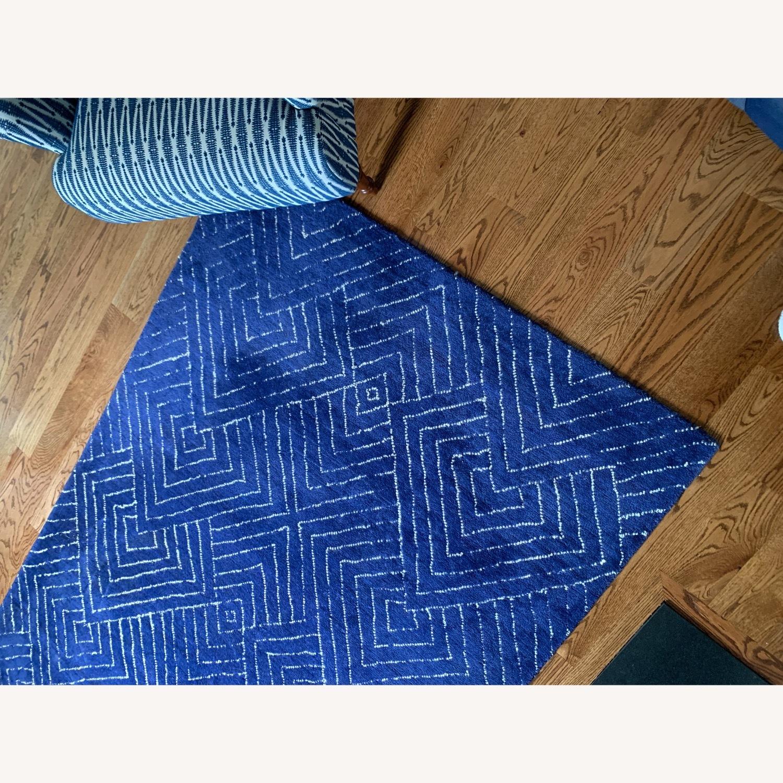 """One Kings Lane Walden Wool Rug (5'3""""x7'6"""") - image-2"""