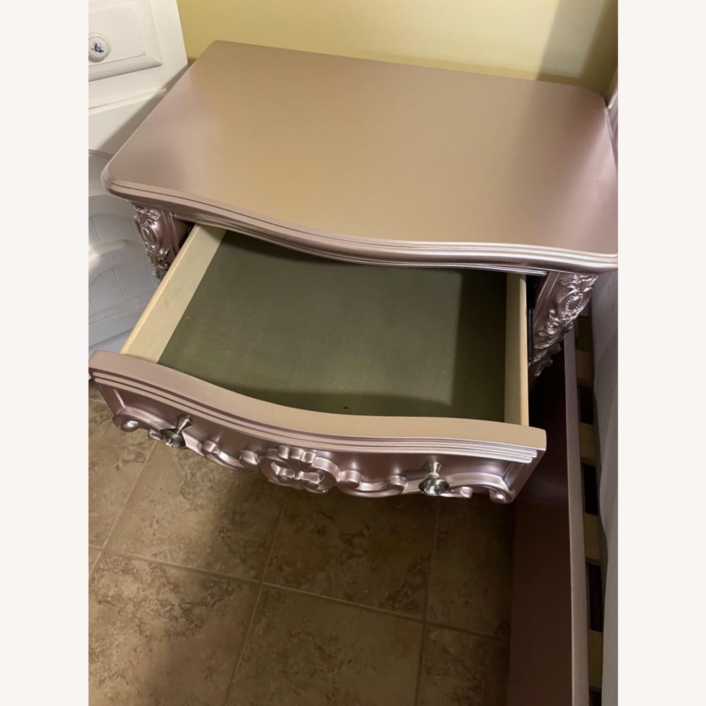 Coaster furniture 2-Drawer Rectangular Nightstand - image-2