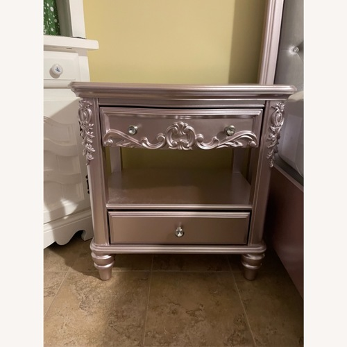 Used Coaster furniture 2-Drawer Rectangular Nightstand for sale on AptDeco