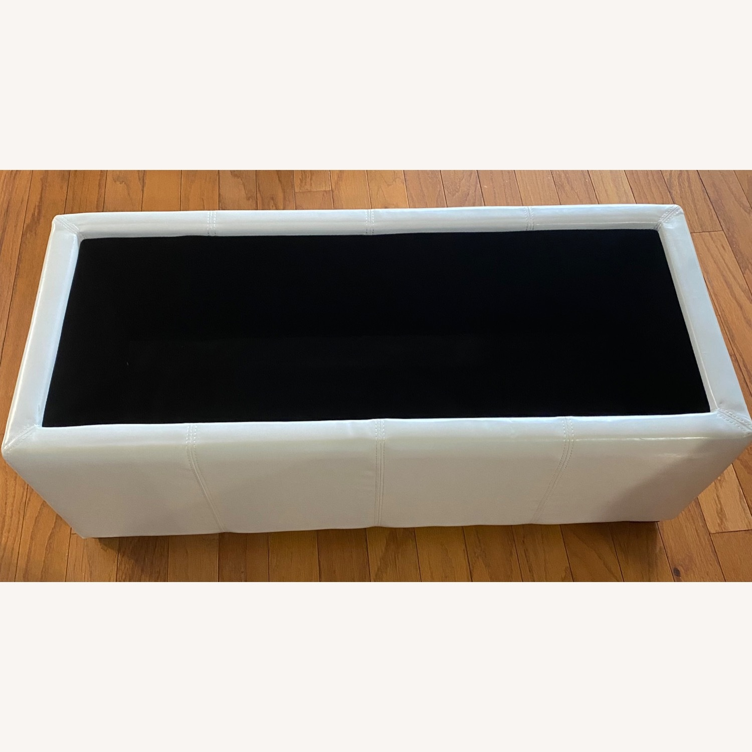 Ottoman/Trunk with Storage - image-5