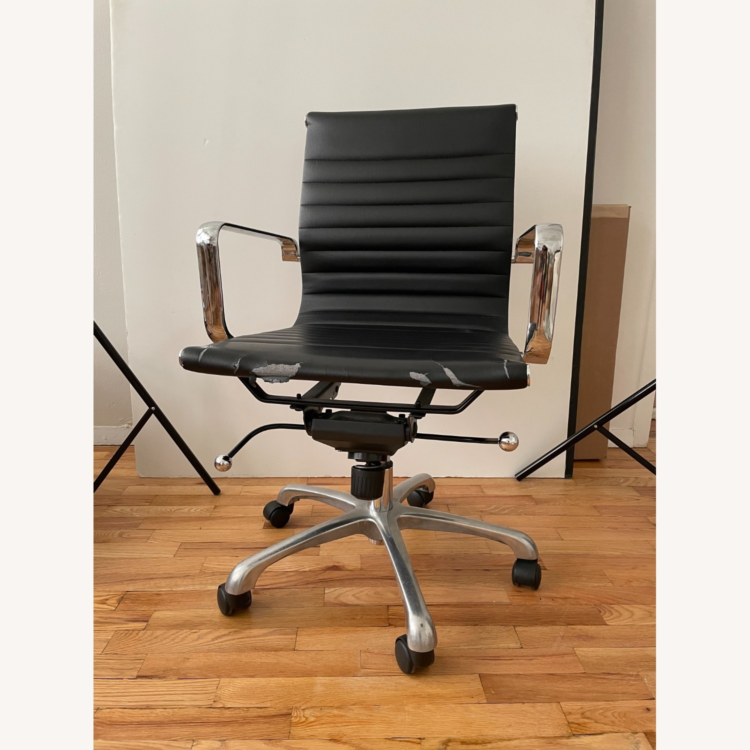Herman Miller for Eames Style Office Chair - image-5