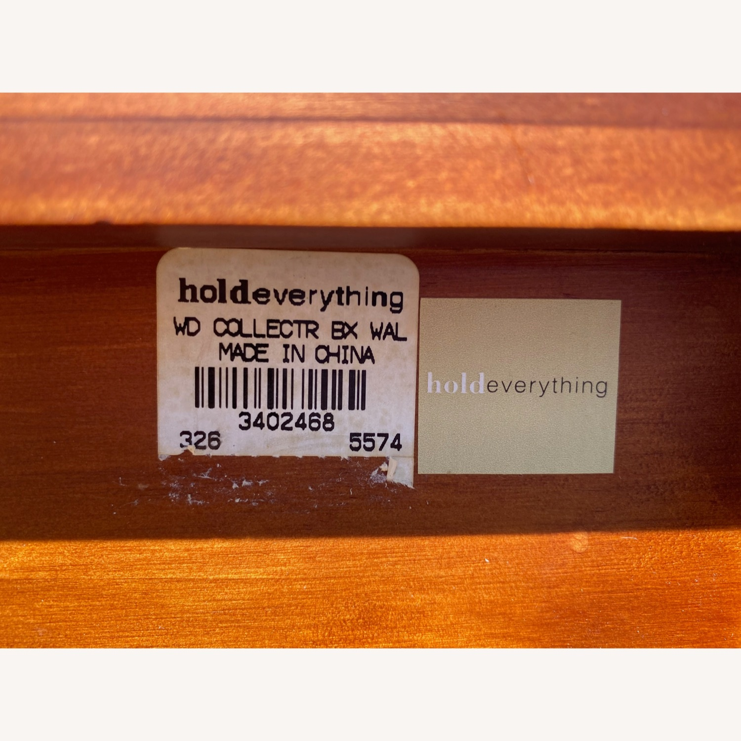 Williams Sonoma Hold Everything Brown Hutch - image-7