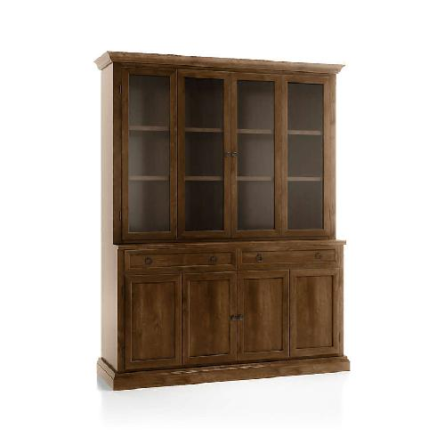 Used Crate & Barrel Cameo Entertainment Center for sale on AptDeco
