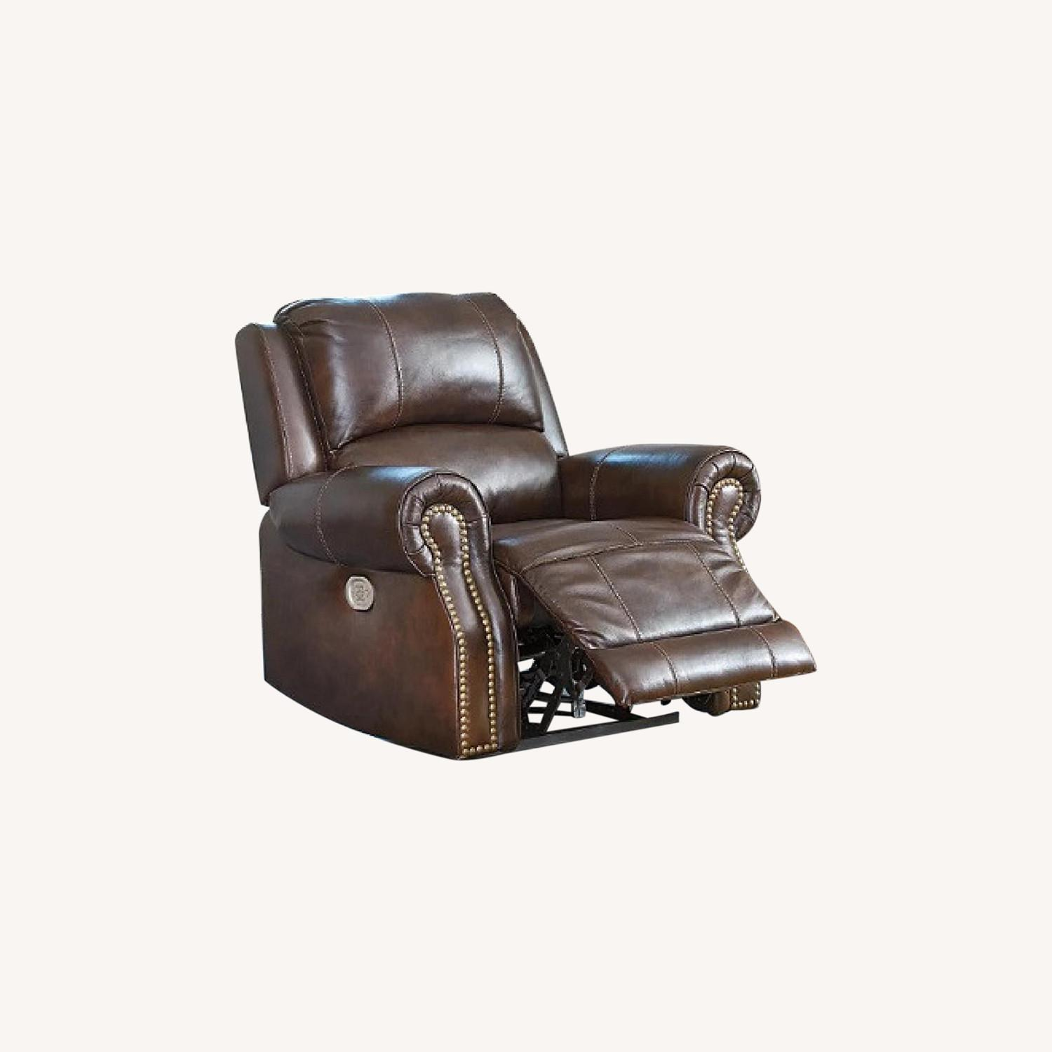 Ashley Furniture Power Reclining Chair - image-0
