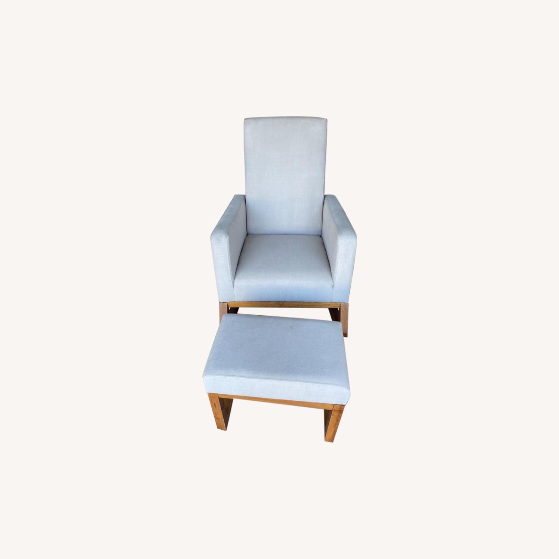 Walmart Rocking Chair - image-0