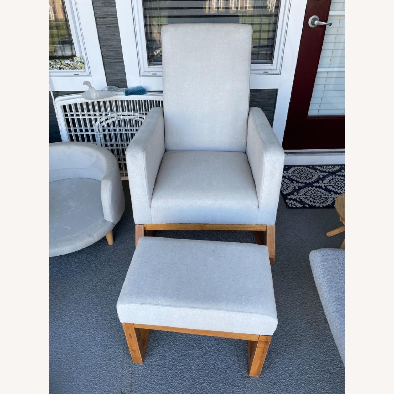 Walmart Rocking Chair - image-1
