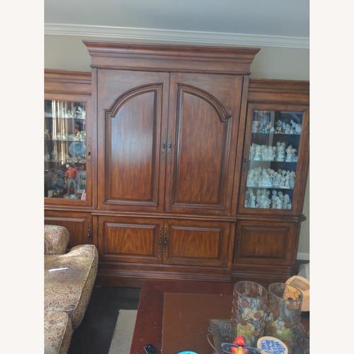 Used Pulaski Furniture Three-piece Wall Unit for sale on AptDeco
