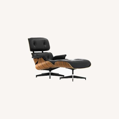 Used Eames Lounge Chair and Ottoman for sale on AptDeco