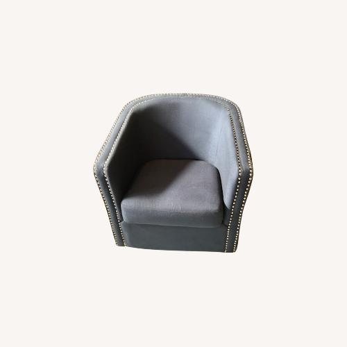 Used Contemporary Swivel Chair for sale on AptDeco