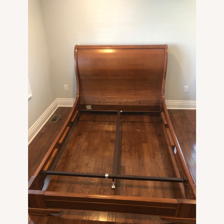 Restoration Hardware Marston Queen Bed - image-1