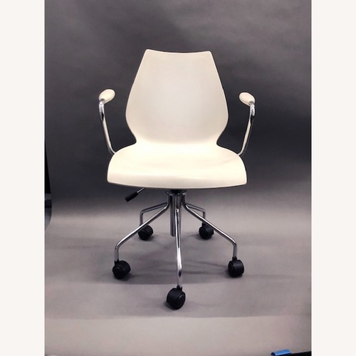 Used Rolling Office Chair by Kartell for sale on AptDeco