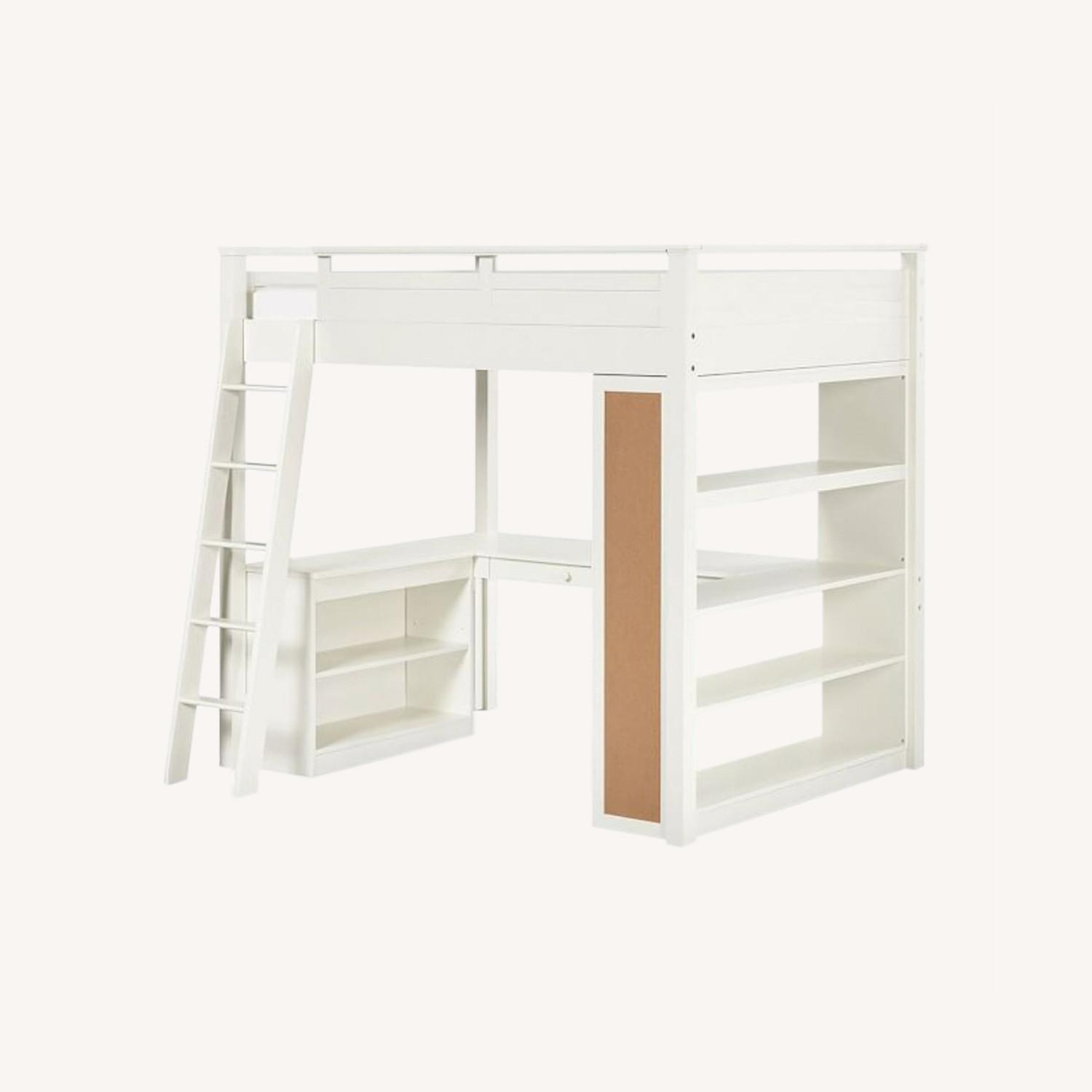 Pottery Barn Bunk Bed - image-0