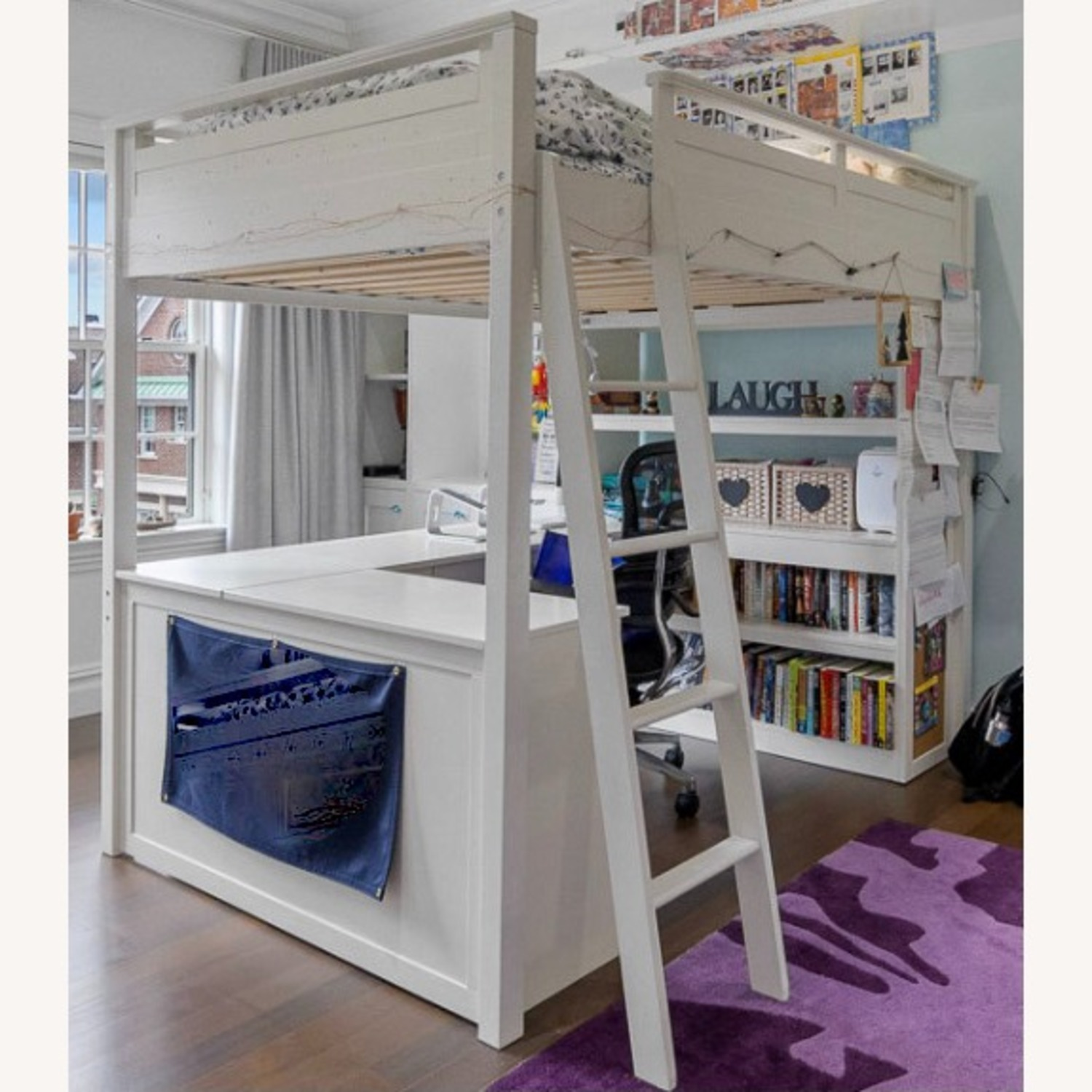 Pottery Barn Bunk Bed - image-6