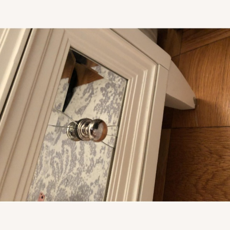 Z Gallerie Mirrored 6 Drawer Dresser - image-3