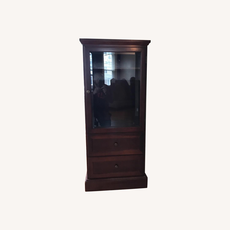 Gothic Cabinet Credenza - image-0