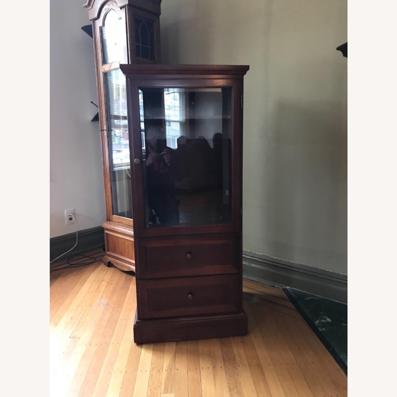 Gothic Cabinet Credenza - image-1