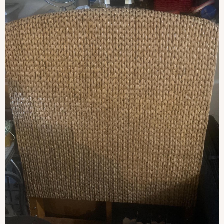 Saw Grass Twin Headboard by Pottery Barn - image-3
