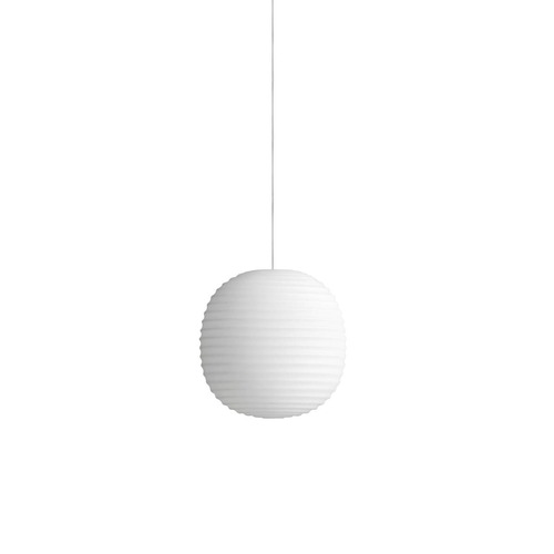 Used Norwegian Pendant Lights In Frosted Opal Glass for sale on AptDeco