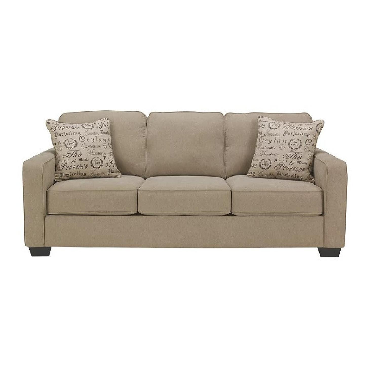 Ashley Furniture 3 Seater Queen Sleeper Sofa - image-6