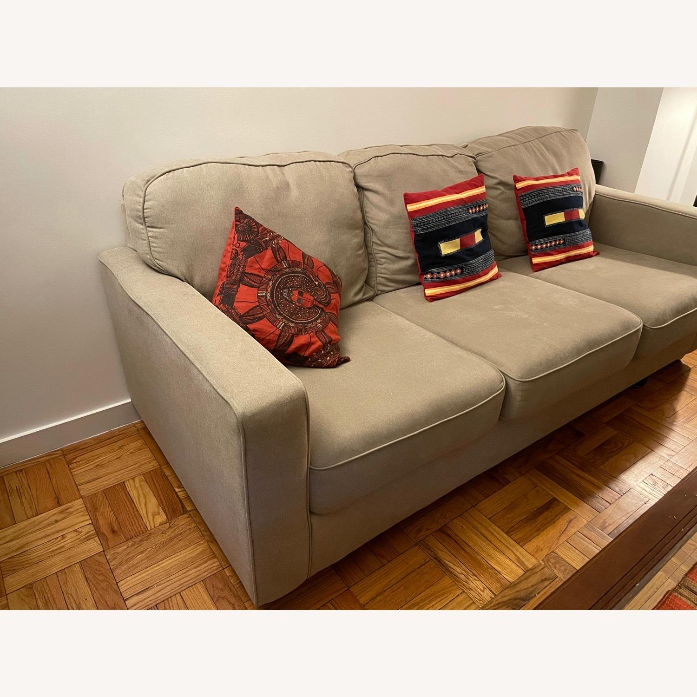 Ashley Furniture 3 Seater Queen Sleeper Sofa - image-3