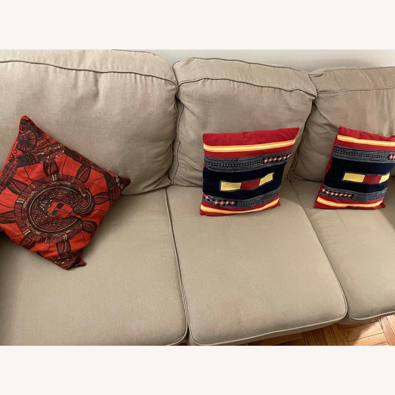 Ashley Furniture 3 Seater Queen Sleeper Sofa - image-4