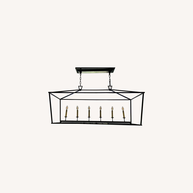 Visual Comfort Darlana Linear Lantern - image-0