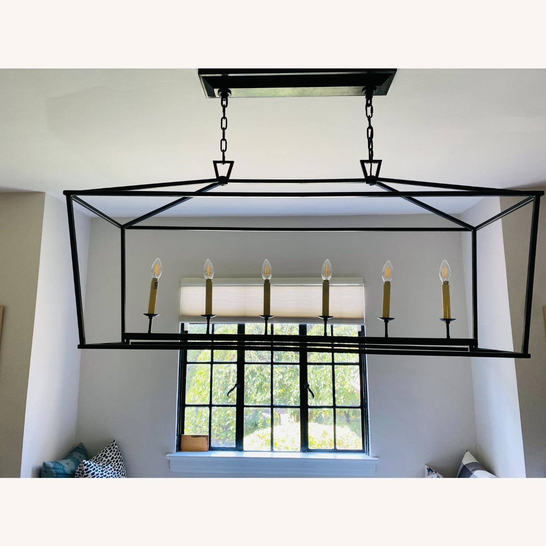 Visual Comfort Darlana Linear Lantern - image-3