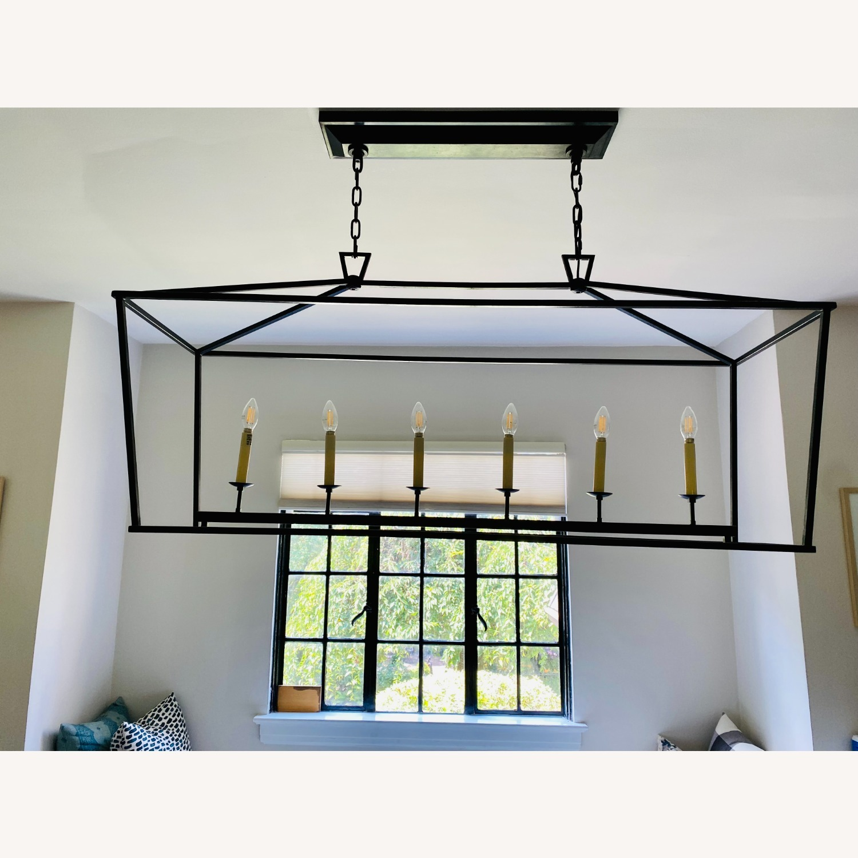 Visual Comfort Darlana Linear Lantern - image-1