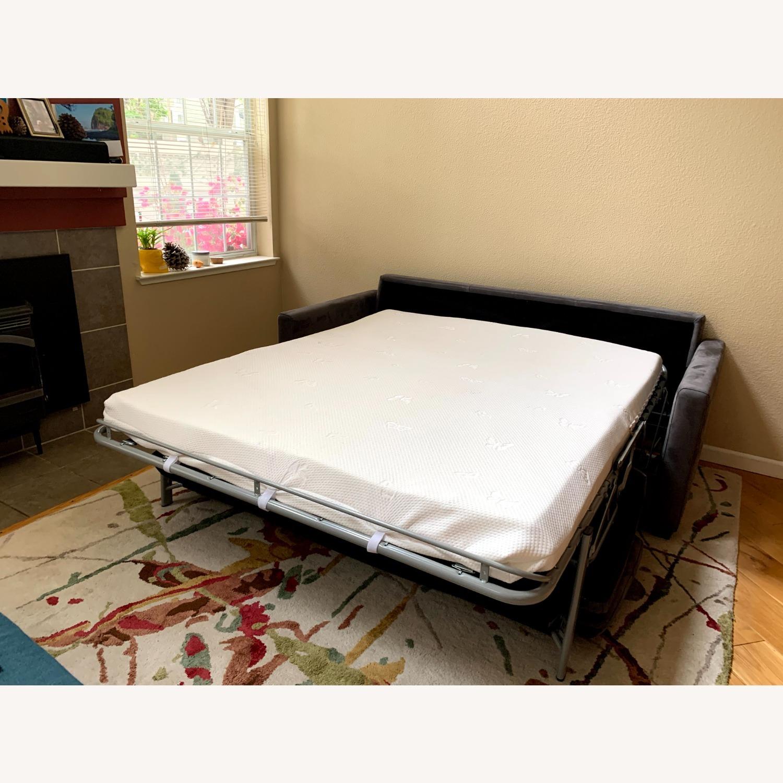 Scandinavian Designs Sleeper Sofa - image-5