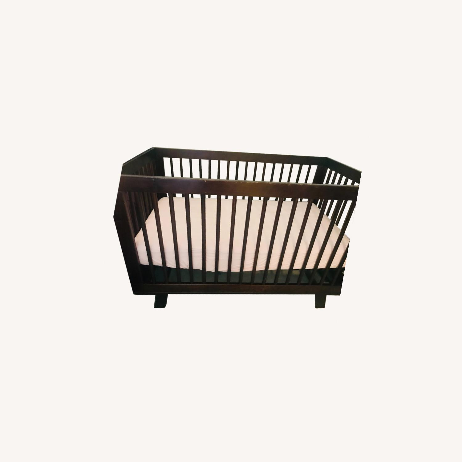 Babyletto Hudson 3-in-1 convertible Crib - image-0